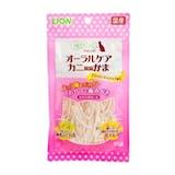 ライオン商事 PETKISS FOR CAT オーラルケア カニ風味かま