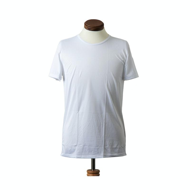 ユニクロ エアリズムメッシュクルーネックT(半袖)