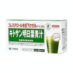 小林製薬 キトサン明日葉青汁 3g×30袋 (特定保健用食品) 1枚目