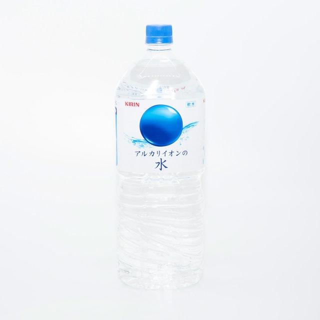 キリンビバレッジ アルカリイオンの水 1枚目