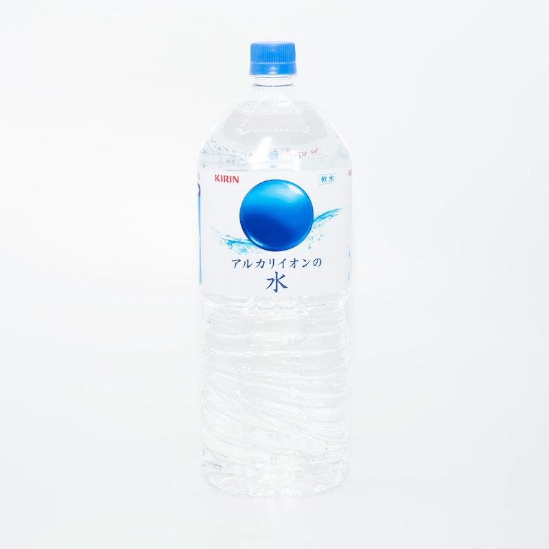 キリンビバレッジ アルカリイオンの水