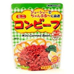 沖縄ハム総合食品 オキハム ミニコンビーフ 65g 1枚目