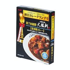 ヱスビー食品 神田カレーグランプリ お茶の水、大勝軒 復刻版カレー お店の中辛 1枚目