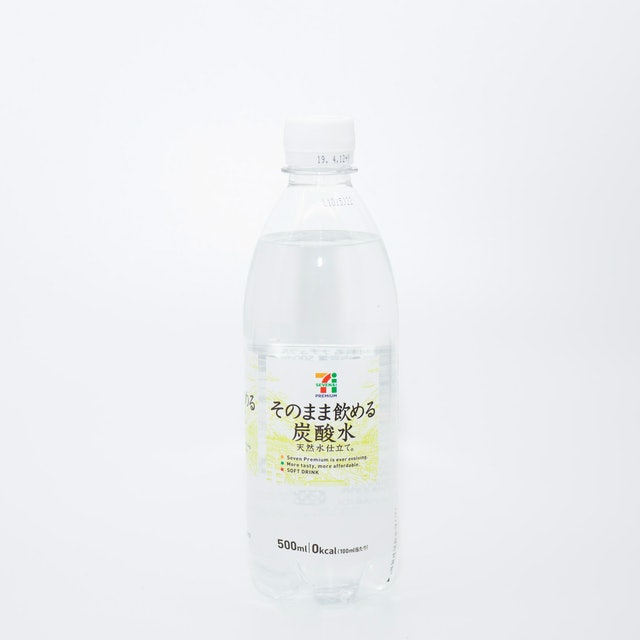 セブンプレミアム そのまま飲める炭酸水 500ml×24 1枚目
