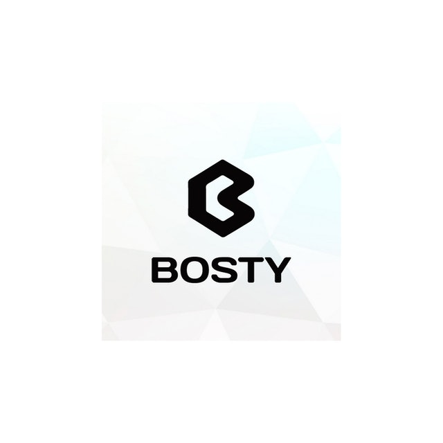 BOSTY BOSTY 1枚目