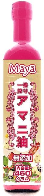 SHAPE FOODS 一番搾り アマニ油  1枚目
