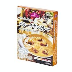 イオン トップバリュ World Dining バターチキンカレー BUTTER CHICKEN CURRY 1枚目