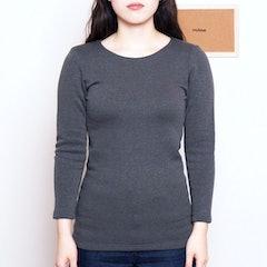 GUNZE インナーシャツ ホットマジック 極-kiwami- 8分袖 1枚目
