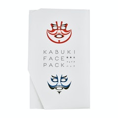 KATU 歌舞伎フェイスパック 1枚目