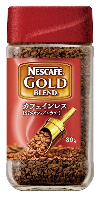 ネスレ日本 ネスカフェ ゴールドブレンド カフェインレス 1枚目