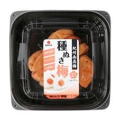中田食品 紀州産 種ぬき梅はちみつ 60g 1枚目