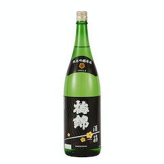梅錦山川 梅錦 純米吟醸原酒 酒一筋 1枚目