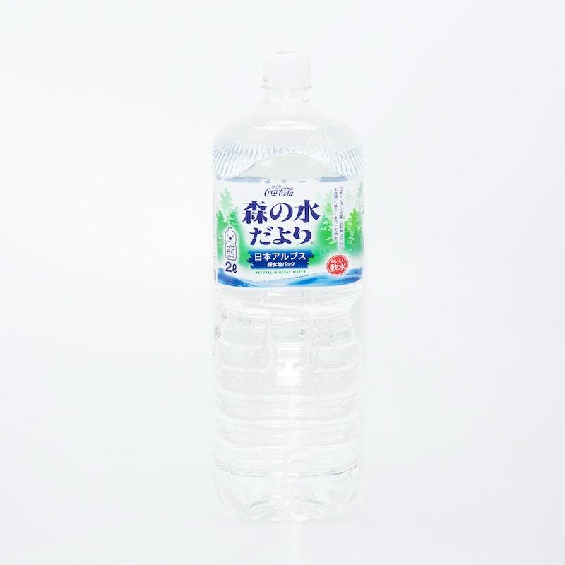 日本コカ・コーラ 森の水だより
