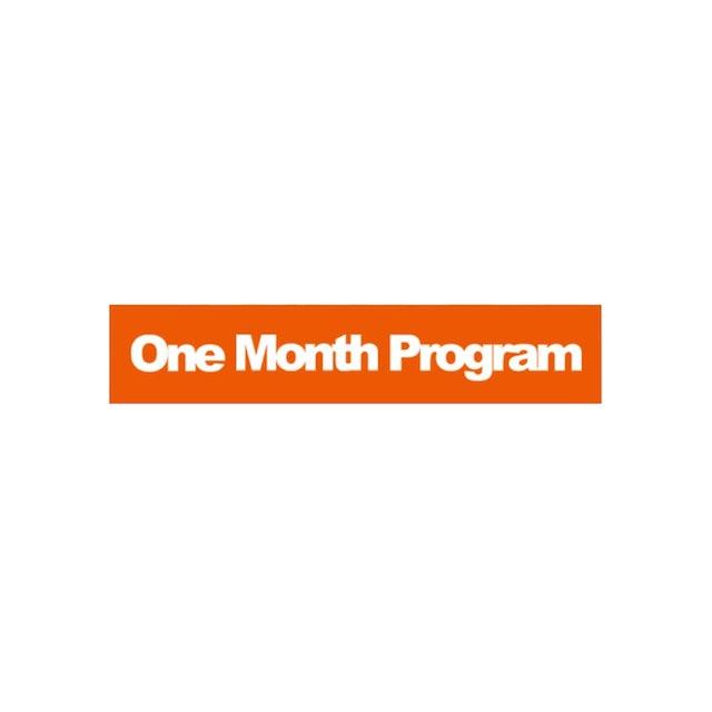 テンナイン・コミュニケーション One Month program 1枚目