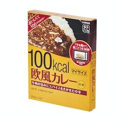 大塚食品 100kcalマイサイズ 欧風カレー 150g×10個 1枚目