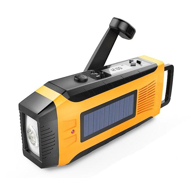 SHANGKU LEDラジオライト 1枚目