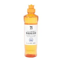 セブンプレミアム 食器用洗剤 本体 240ml 1枚目