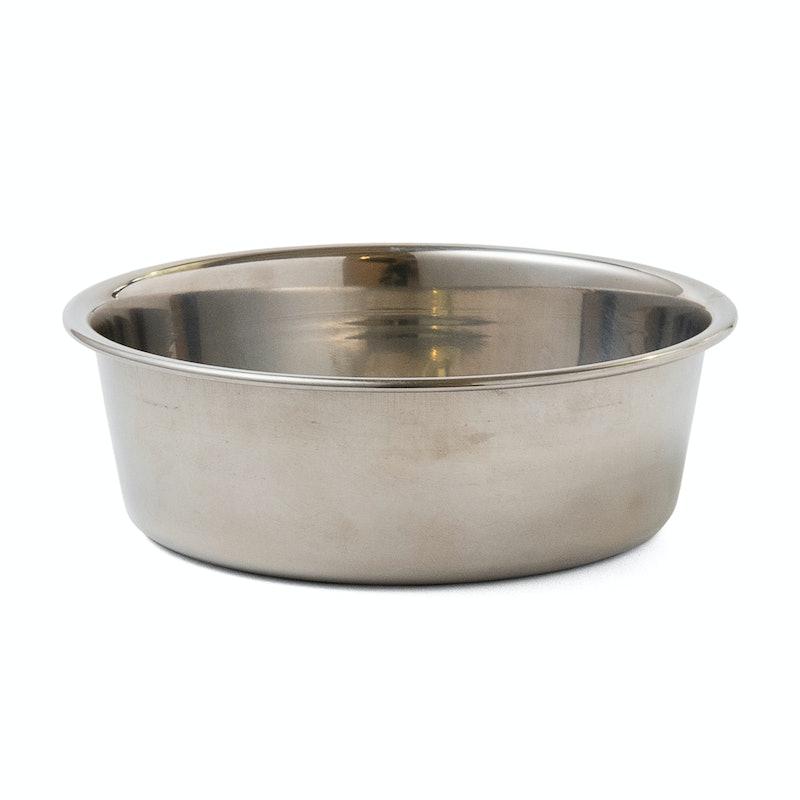アイリスオーヤマ ステンレス製食器 小型犬用 直径14.2cm