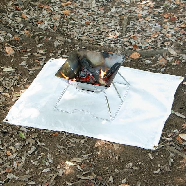 台 タキトラ 焚き火
