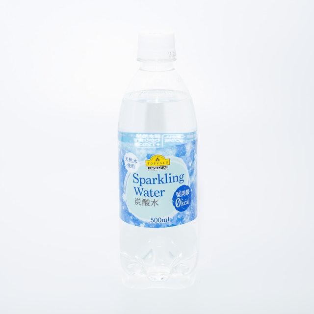 トップバリュ Sparkling Water 炭酸水 1枚目