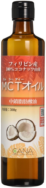 キャナ MCTオイル 1枚目