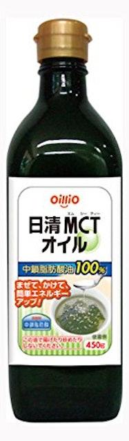 日清オイリオ MCTオイル 1枚目