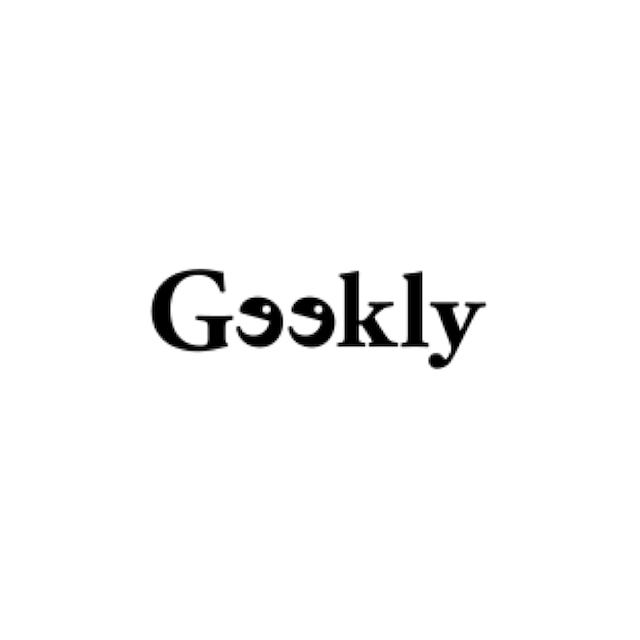 Geekly Geekly 1枚目