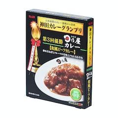 ヱスビー食品 神田カレーグランプリ 日乃屋カレー 和風ビーフカレー お店の中辛 180g×5個 1枚目