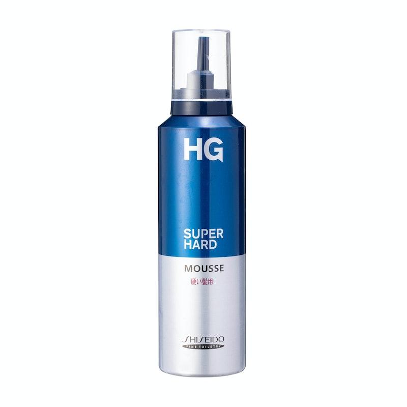 HG スーパーハードムース 硬い髪用a 180g 1枚目