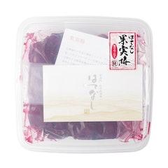 古道の梅屋 はてなし 果実梅 塩分4%~5% 1枚目