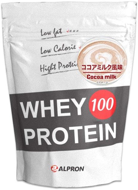 ホエイプロテイン100 ココアミルク風味
