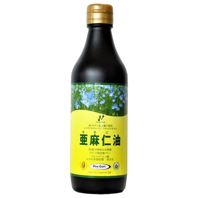 ニュー・サイエンス 亜麻仁油  1枚目