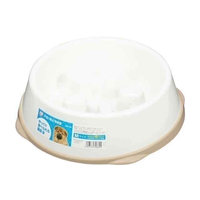 ゆっくり食べる食器 でこぼこが低いタイプ