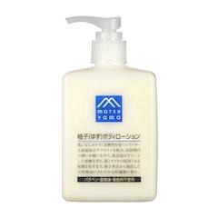 松山油脂 M-mark 柚子(ゆず)ボディローション 1枚目