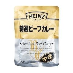 ハインツ日本 特選 ビーフカレー 210g×10袋 1枚目