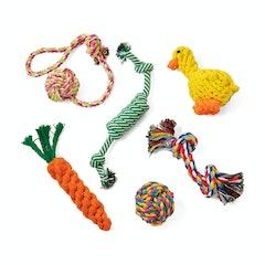 Fohil 噛むおもちゃ 6個セット 1枚目