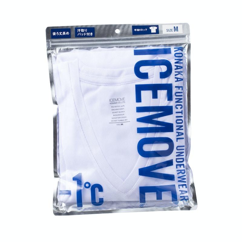 コナカ ICEMOVE Tシャツ アンダー