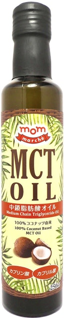 mom marché(ママ・マルシェ) MCTオイル  1枚目