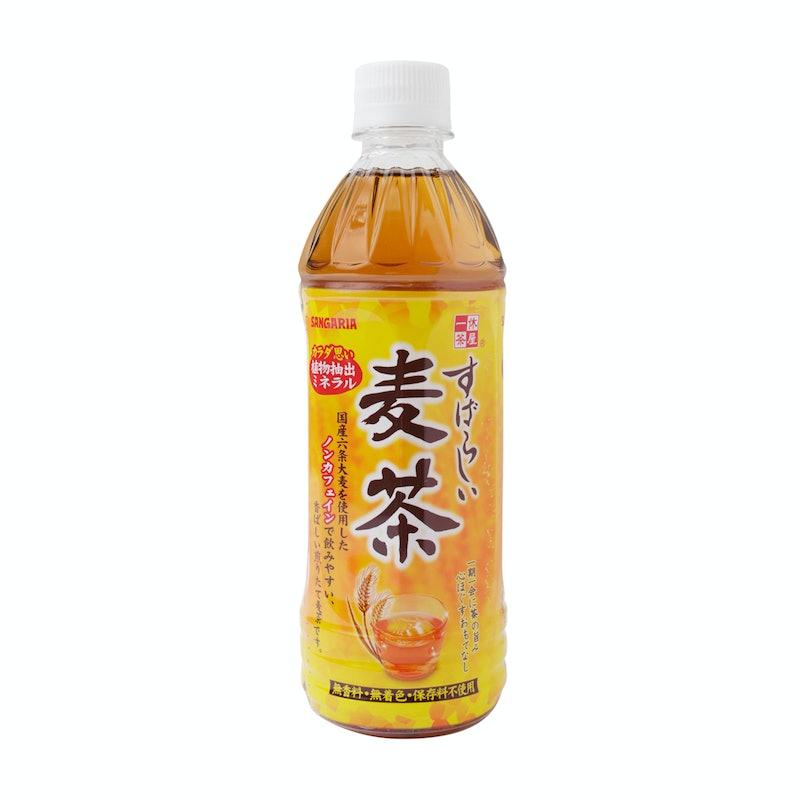 日本サンガリアベバレッジカンパニー すばらしい麦茶